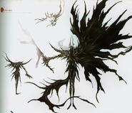 Cuatro reyes - Arte conceptual
