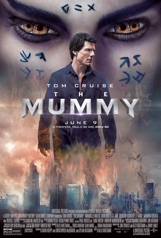 Bildresultat för the mummy tom cruise