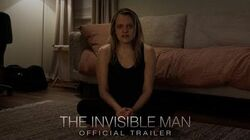 The Invisible Man - Official Trailer 2 HD