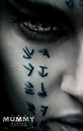 The Mummy (2017) Ahmanet teaser poster