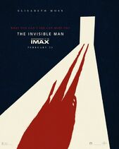 Invisible-man imax poster