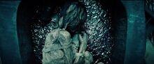 Ahmanet's corpse in Prodigium