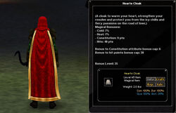 Hearts-cloak