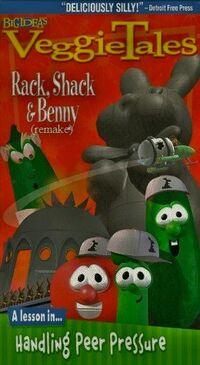 Rack, Shack & Benny (remake) (2001) (RARE 2001 Word Ent. VHS release)