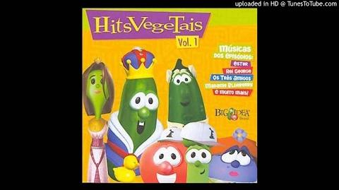 VeggieTales Brazilian Instrumentals - Endangered Love (AUDIO NEWS DVD DUB)