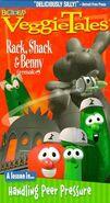 Rack, Shack & Benny (remake) (2001) (2001 Word Ent. VHS release)