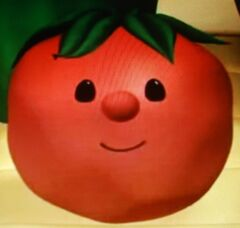 Jean-Claude Pea as Bob the Tomato