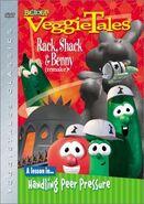 Rack, Shack & Benny (remake) (2001) (2004 Sony Wonder DVD reprint)