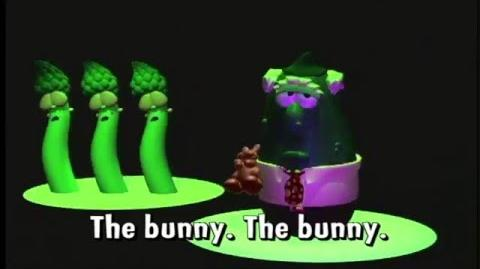 VeggieTales Silly Song Sing-Along New Improved Bunny Song