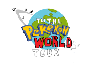 Total Pokemon World Tour Logo