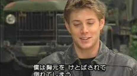 Jensen Ackles Dark Angel Interview