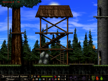 Rtdc forest guard tower