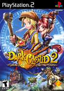 Dark Cloud 2 front cover (US)