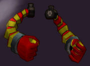 Clown Hand II