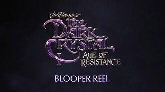 (Original) The Dark Crystal Age Of Resistance Bloopers