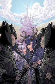 Beneath the Dark Crystal 10 cover Benjamin Dewey