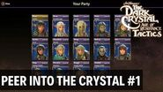 The Dark Crystal Age of Resistance Tactics - Turn-based Strategy Peer into the Crystal Ep