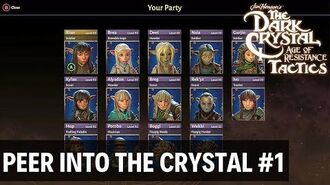 The Dark Crystal Age of Resistance Tactics - Turn-based Strategy Peer into the Crystal Ep. 1