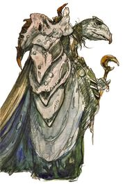 SkekUng by Brian Froud for AOR