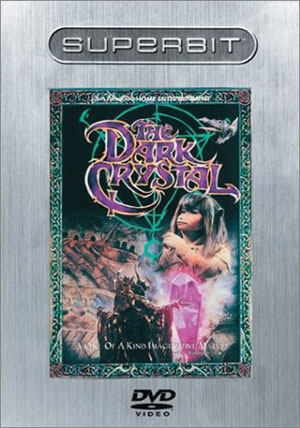 Dark Crystal superbit DVD