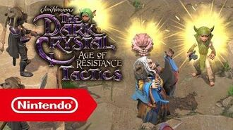 The Dark Crystal Age of Resistance - Tactics – Trailer E3 2019 (Nintendo Switch)