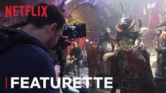 Bringing Thra to Life The Dark Crystal Age of Resistance Netflix