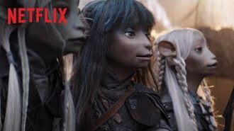 The Dark Crystal Age of Resistance Comic-Con 2019 Sneak Peek Netflix