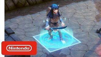 Dark Crystal Age of Resistance Tactics - Gameplay Trailer - Nintendo Switch