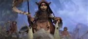 Maudra Mera rides to battle