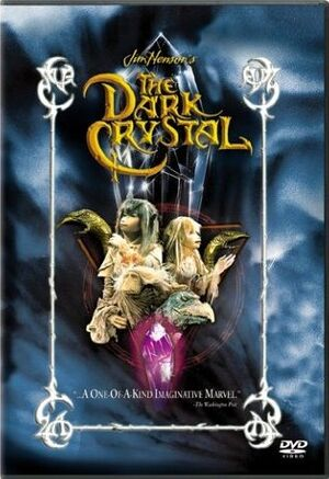 Dark Crystal 2005 DVD