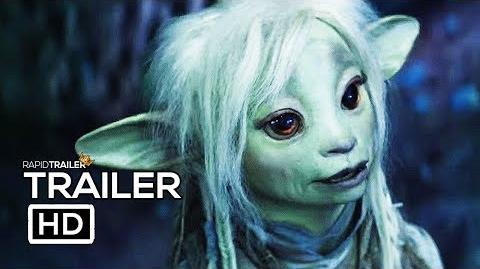 THE DARK CRYSTAL AGE OF RESISTANCE Official Trailer (2019) Taron Egerton, Netflix Series HD-0