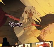 SkekSil stabs Kensho