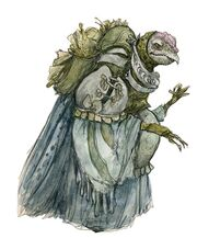 SkekLach by Brian Froud