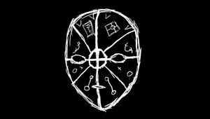 Alchemical Cross Mask