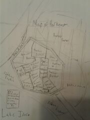 Map of Harknest