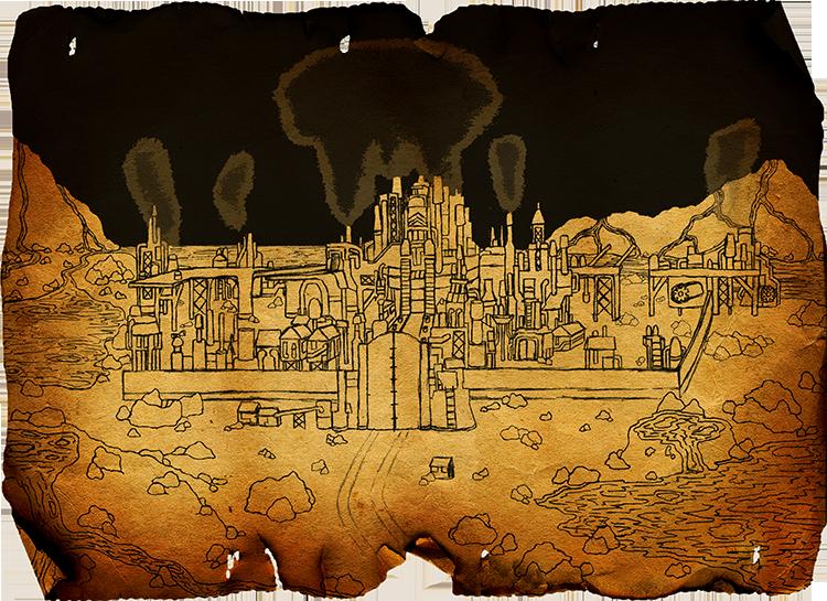 AU Steampunk Hell