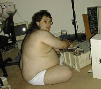 Fat and hairy pics