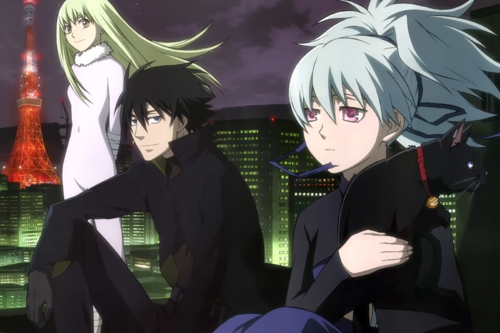 Darker Than Black Wiki
