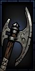 Barbarin Waffe Level 4
