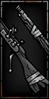 Musketierin Waffe Level 1