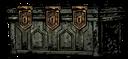 Запертый саркофаг