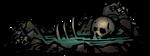 Солоноватый водоём