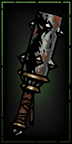 Vestalin Waffe Level 3