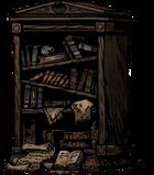 Книжный шкаф 2