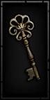 Proviant Schlüssel