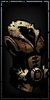 Barbarin Rüstung Level 2