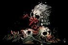 Кучка странных костей