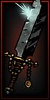 Aussätziger Waffe Level 5
