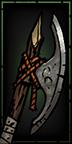 Barbarin Waffe Level 3