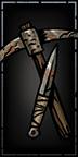 Grabräuberin Waffe Level 2